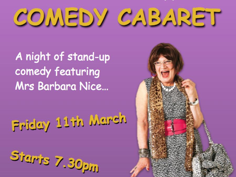 Women's Comedy Cabaret