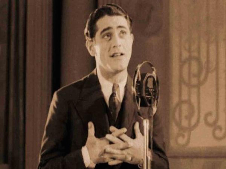 Al Bowlly's Croon Manifesto